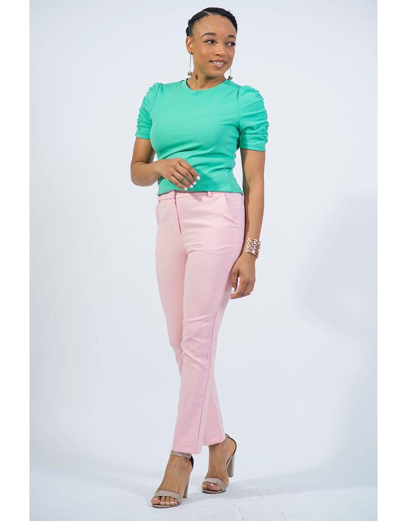 Meet The Standard Pants Pink
