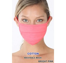So Essential Washable Mask - Bright Pink