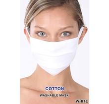 So Essential Washable Mask - White