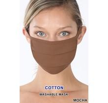 So Essential Washable Mask - Mocha
