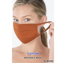 So Essential Washable Mask - Almond