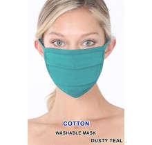 So Essential Washable Mask - Dusty Teal