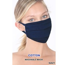 So Essential Washable Mask - Navy