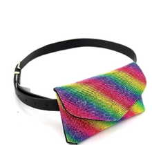 Party Time Clutch - Rainbow