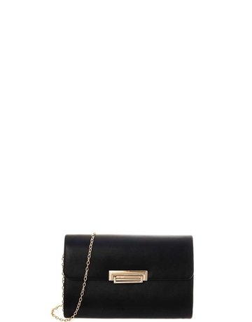 Softee Lady Clutch - Black