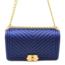Luxe Attitude Bag - Dark Blue