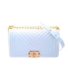 Luxe Attitude Bag - White