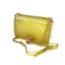 Clear My Name Jelly Bag - Yellow