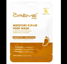 Moisture Repair Foot Mask - Almond Oil & Shea Butter