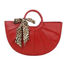 Chic Mood Handbag - Red