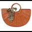 Chic Mood Handbag - Light Brown