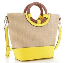 Making Memories Handbag - Yellow
