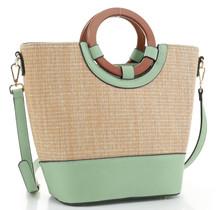 Making Memories Handbag - Mint