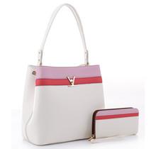 Style Icon Handbag Set - Pink