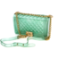 Clear My Name Jelly Bag - Green