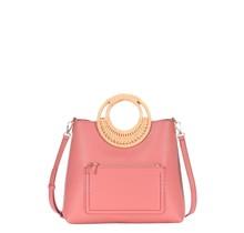 Vacay Me Please Handbag Set - Coral