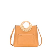 Vacay Me Please Handbag Set - Marigold