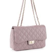 Classy and Sassy Handbag - Mauve