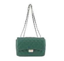 Classy and Sassy Handbag - Dark Green