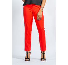 Well Paid Ankle Pants Red