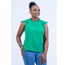 Forever Your Girl Top - Green