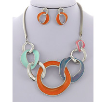 All the Fun Necklace Set