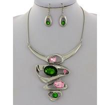 Spring Tide Necklace Set