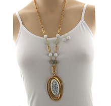 Over Shadow Necklace Set