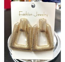 Big Bang Earrings - Gold