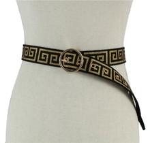 Label Girl Belt