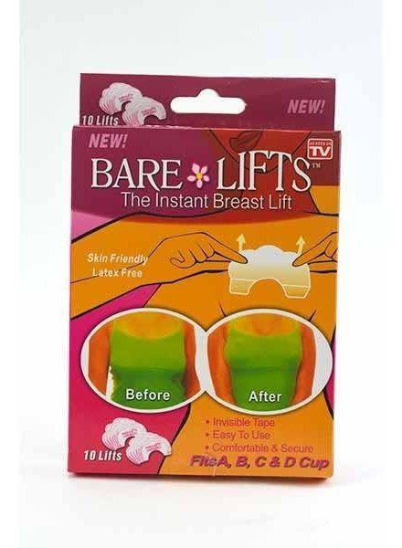 Bare Breast Lifts
