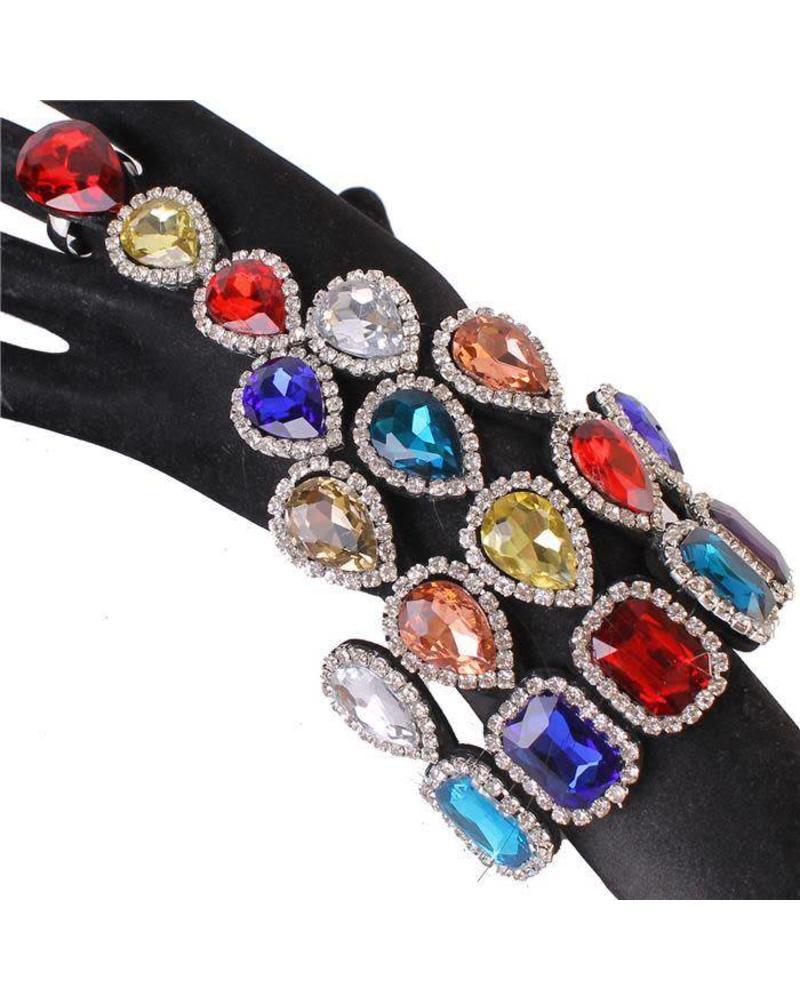 Game On Jewel Bracelet - Multicolor