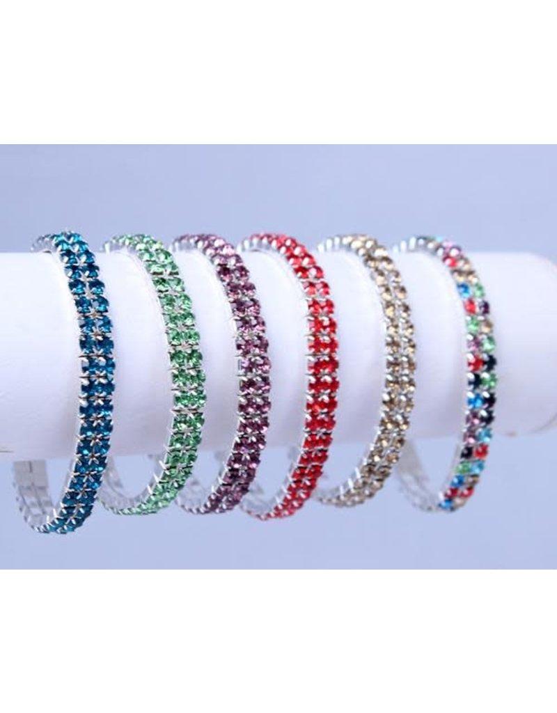 Simple Bling Stretch Bracelet