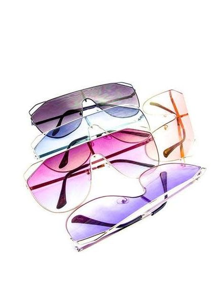 Island Bloom Sunglasses