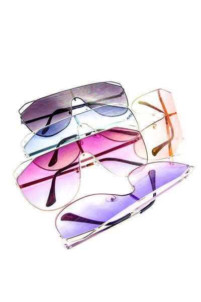 Island Bloom Sunglasses
