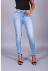 Better Than Basic Mid Rise Skinny Jeans