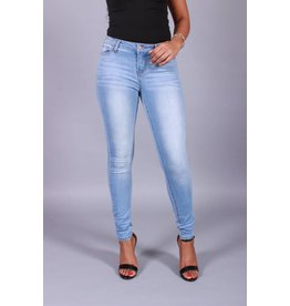 Better Than Basic Mid Rise Skinny Jeans