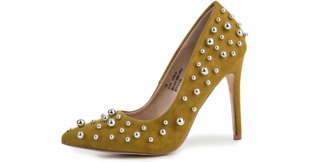 Beaded Obsession Pumps