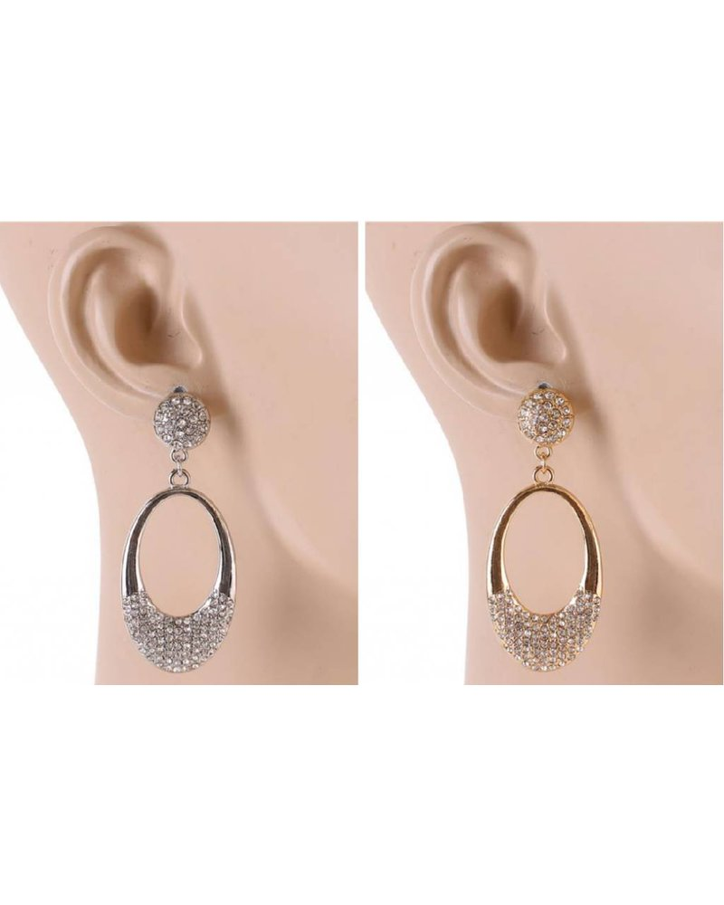 Low Down Earrings