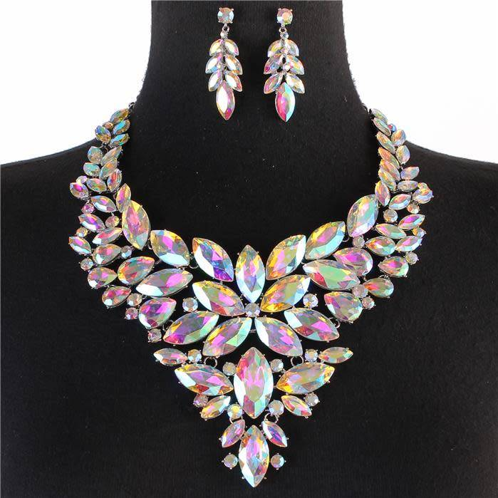 Formal Nights Necklace Set