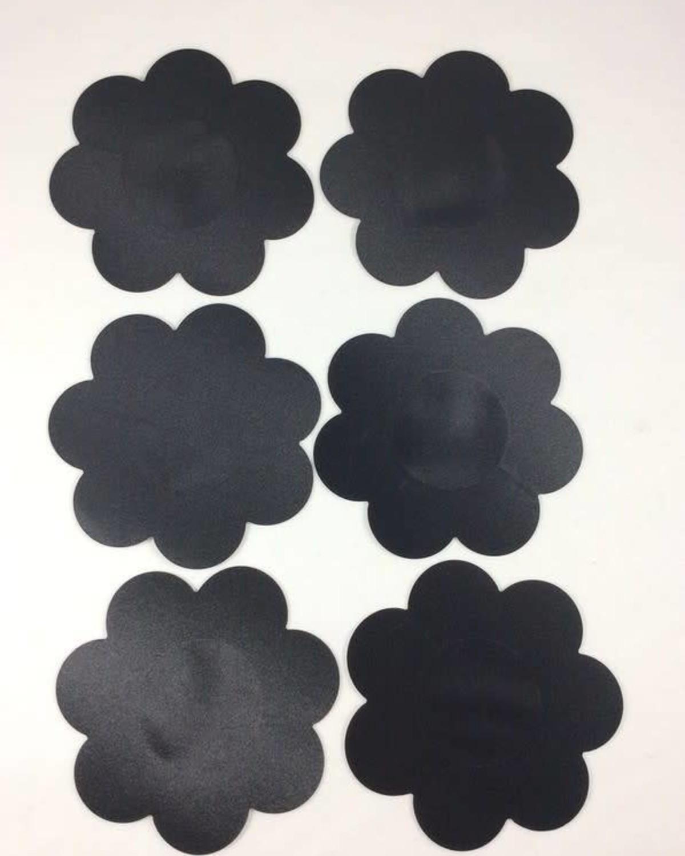 Breast Petals - Black