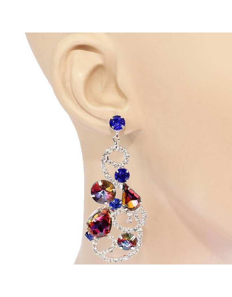 Majestic Jewels Earrings