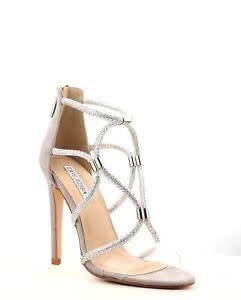 Royal Cage Heels