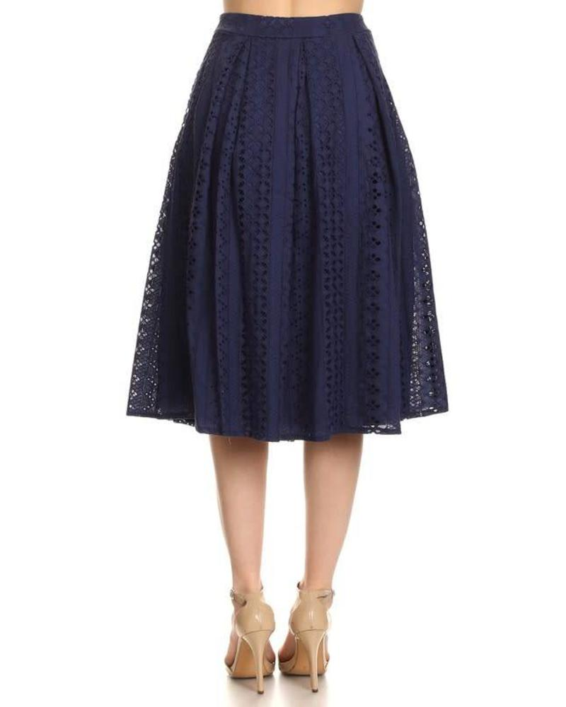 Fit For A Lady Skirt