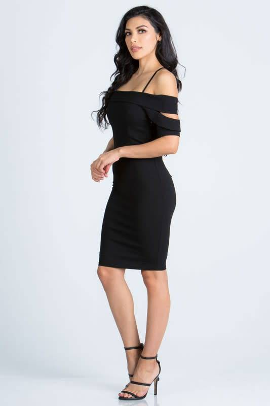 Back It Up Dress
