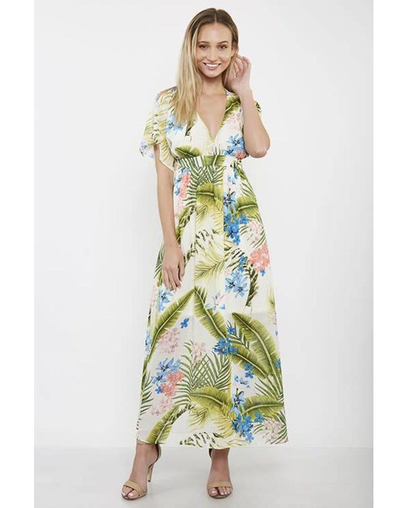 42a4dbfca7d PLUS Tropical Vibes Dress - JaDazzles