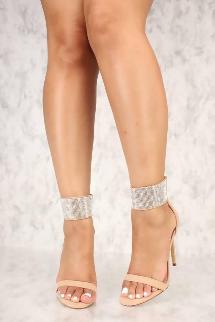 Reflected Beauty Heels