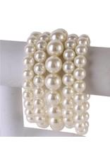 All Is Pearls Bracelet