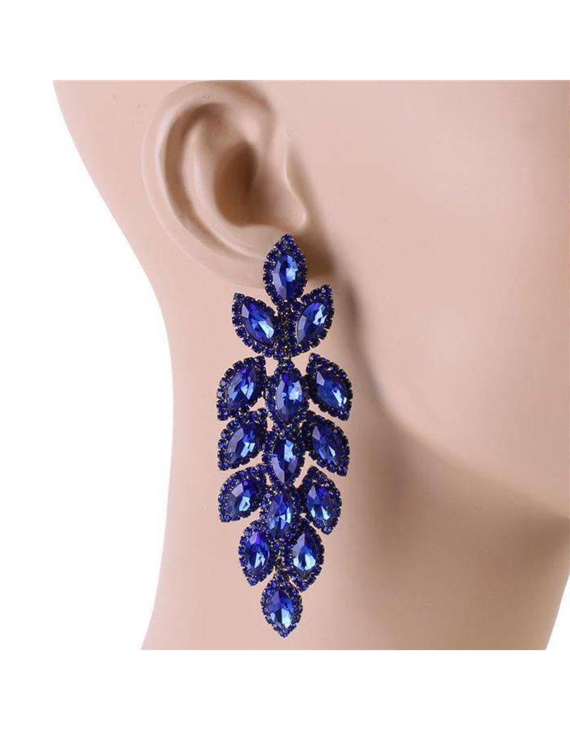 Dripping Petals Earrings