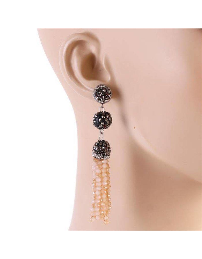 Celebrate With Tassel Earrings